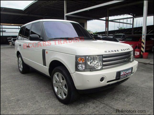 Used Land Rover range rover hse for sale in Pasig City