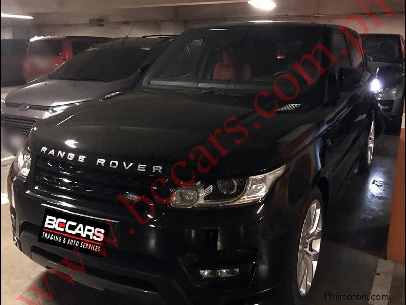 Pre-owned Range Rover Autobiography sport for sale in Pasig City