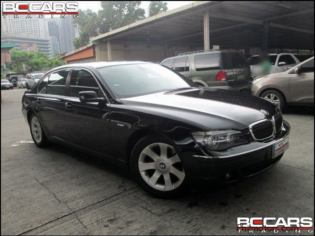 Used BMW 730li for sale