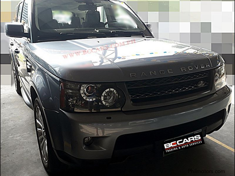 Pre-owned Land Rover Range Rover SPORT for sale in Pasig City