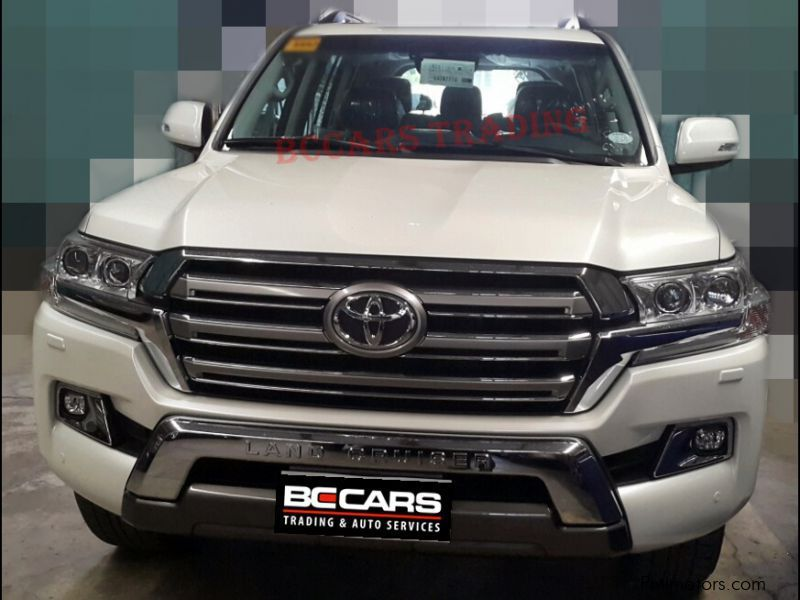 Pre-owned Toyota landcruiser premium for sale in Pasig City