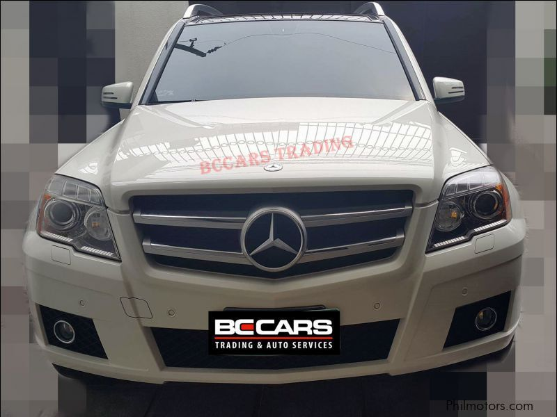 Pre-owned Mercedes-Benz glk350 for sale in Pasig City