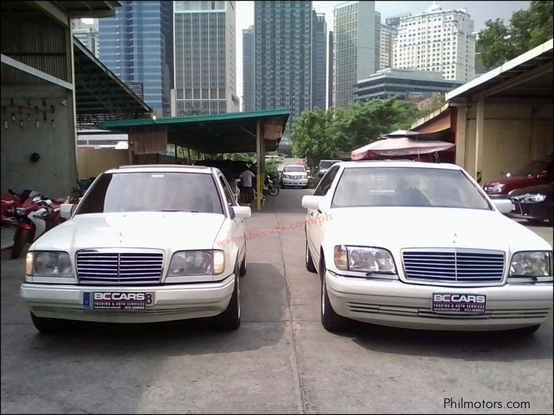 Used Mercedes-Benz 124 for sale in Pasig City