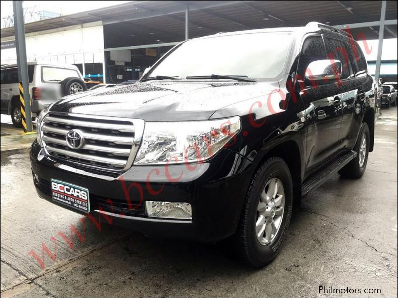 Pre-owned Toyota landcruiser 200 for sale in Pasig City