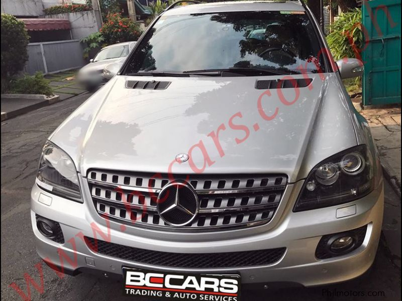 Pre-owned Mercedes-Benz ML 350 for sale in Pasig City