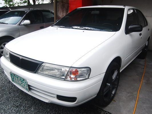 Used Nissan Sentra EX Saloon for sale in Quezon City