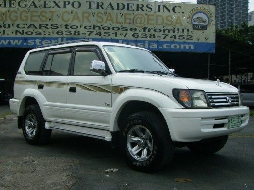 Used Toyota Land Cruiser Prado GX for sale in Quezon City