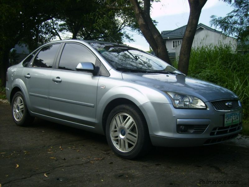 Used Ford Focus Ghia for sale in Quezon City