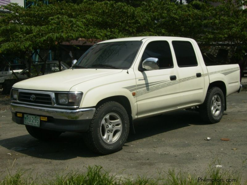 Used Toyota Hilux 4x2 for sale in Quezon City