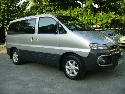 Used Hyundai Starex SVX for sale in Quezon City