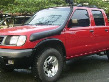 Used Nissan Frontier for sale in Quezon City