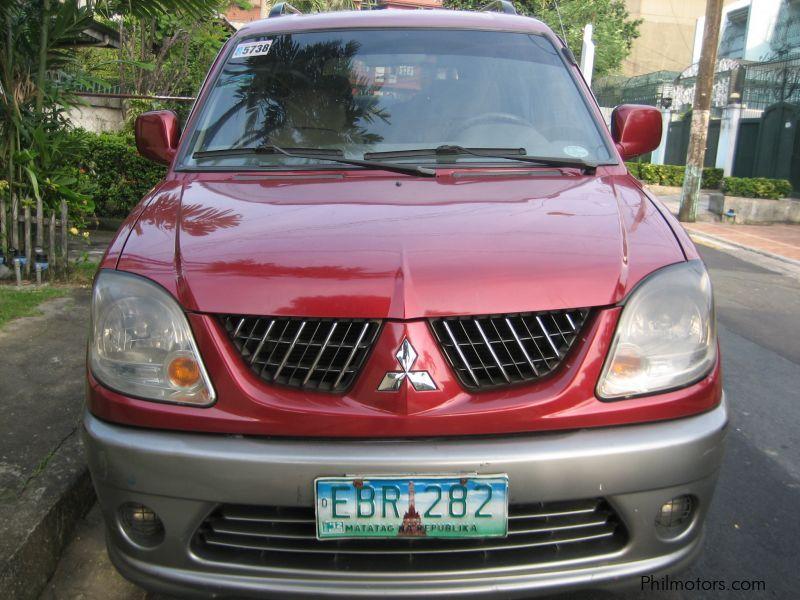 Used Mitsubishi Adventure GLS Sport for sale in Quezon City