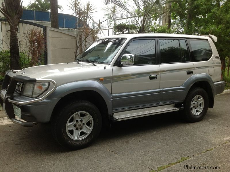 Used Toyota Land Cruiser for sale in Quezon City