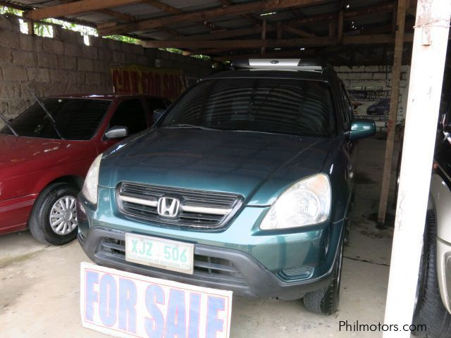Used Honda CR-V for sale in Batangas