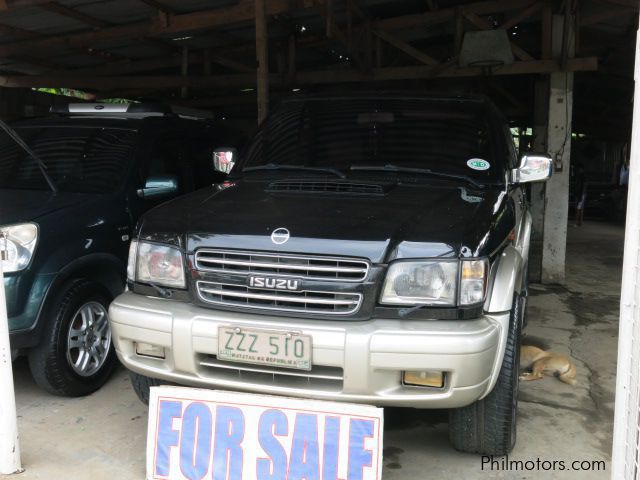 Used Isuzu Trooper for sale in Batangas