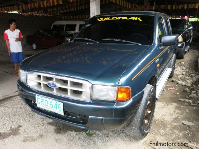 Used Ford Ranger for sale in Batangas