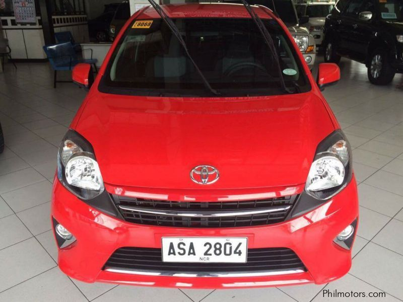 Used Toyota Wigo for sale in Batangas