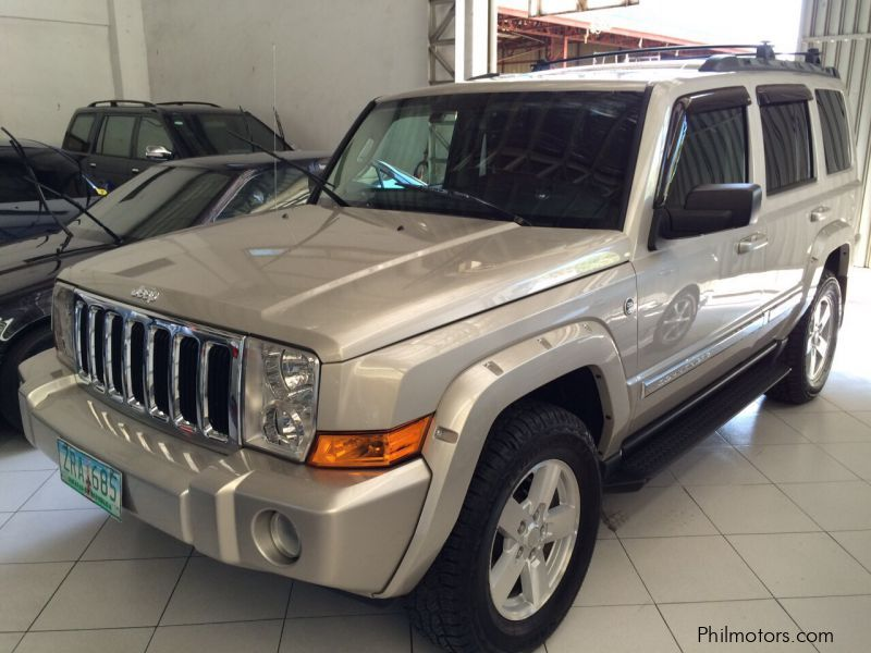 Used Jeep Commander V8 Limited for sale in