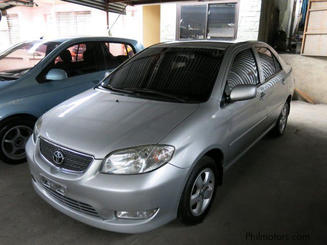 Used Toyota Vios for sale in Batangas