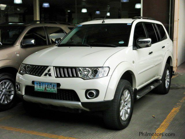 Used Mitsubishi Montero Sport GLS V for sale in Pasig City