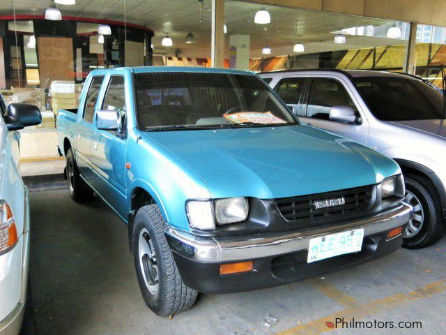 Used Isuzu Fuego for sale in Pasig City