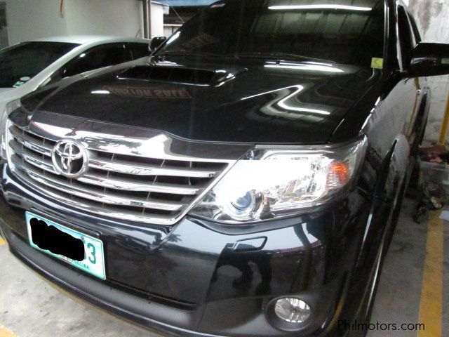 Used Toyota Fortuner  G in Pasig City