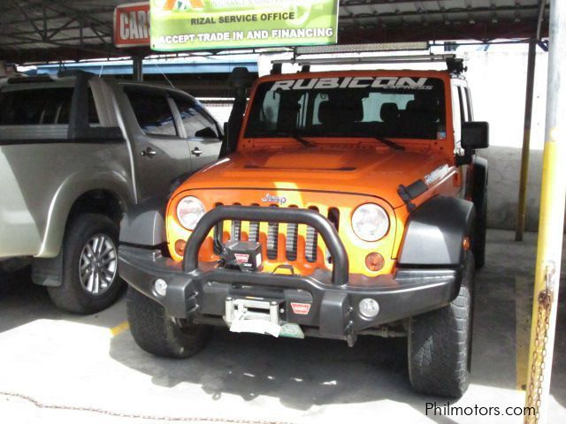 Used Jeep Wrangler Rubicon for sale in Pasig City