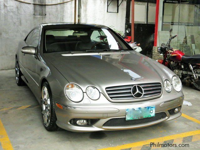 Used Mercedes-Benz CL 500 for sale in Pasig City