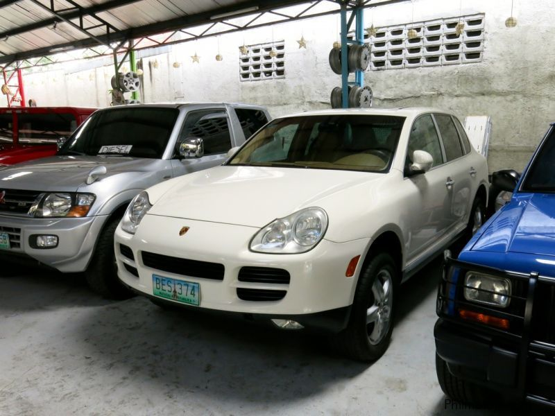 Used Porsche Cayenne for sale in Quezon City