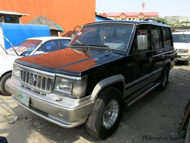 Used Isuzu Trooper  for sale in Cavite
