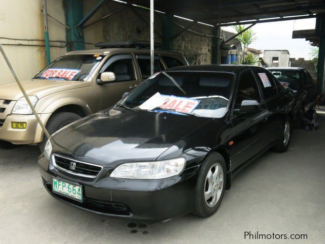 Used Honda Accord for sale in Cavite