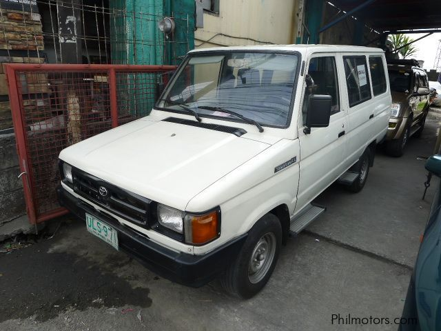 Used Toyota Tamaraw FX for sale in Cavite