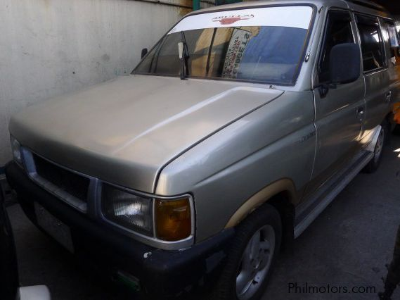 Used Isuzu Hilander for sale in Cavite