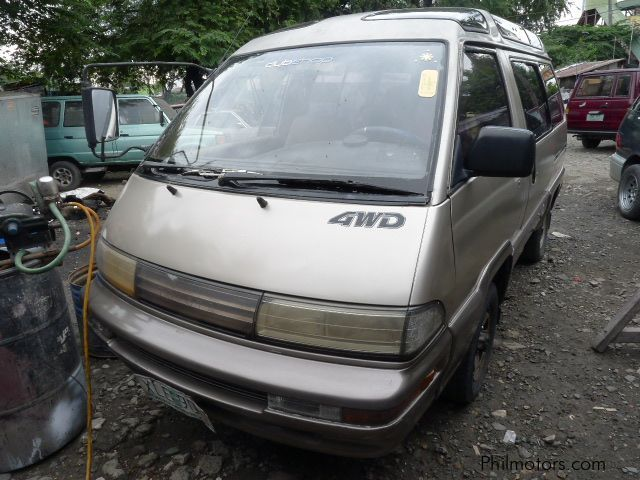 Used Toyota Townace for sale in Las Pinas City