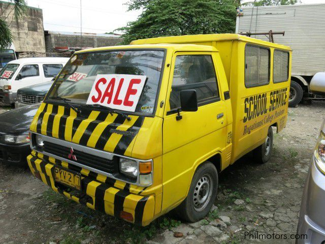 Used Mitsubishi L300 FB for sale in Las Pinas City