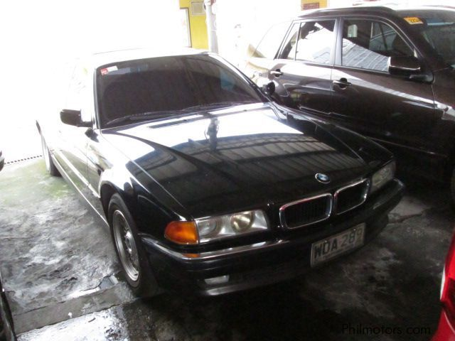 Used BMW 740iL for sale