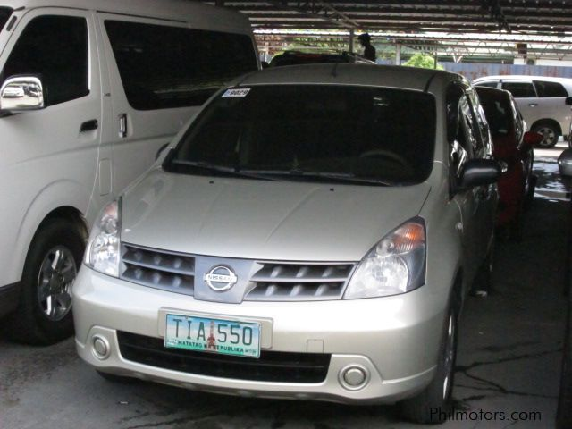 Pre-owned Nissan Grand Livina for sale in Pasay City