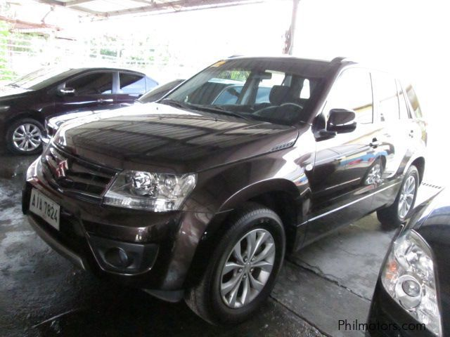 Pre-owned Suzuki Grand Vitara for sale in Pasay City
