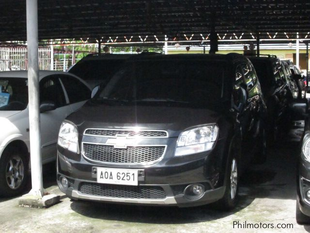 Pre-owned Chevrolet Orlando for sale in Pasay City