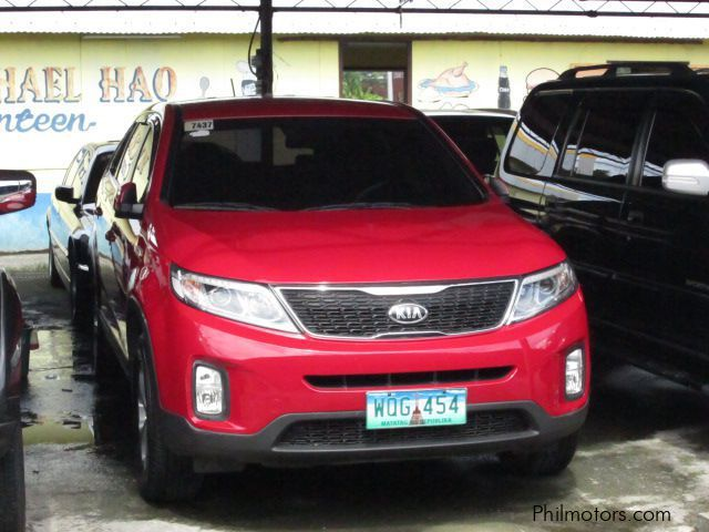 Pre-owned Kia Sorento for sale in Pasay City
