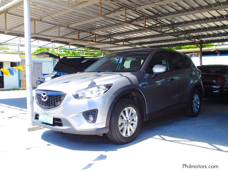 Used Mazda CX5 in Philippines