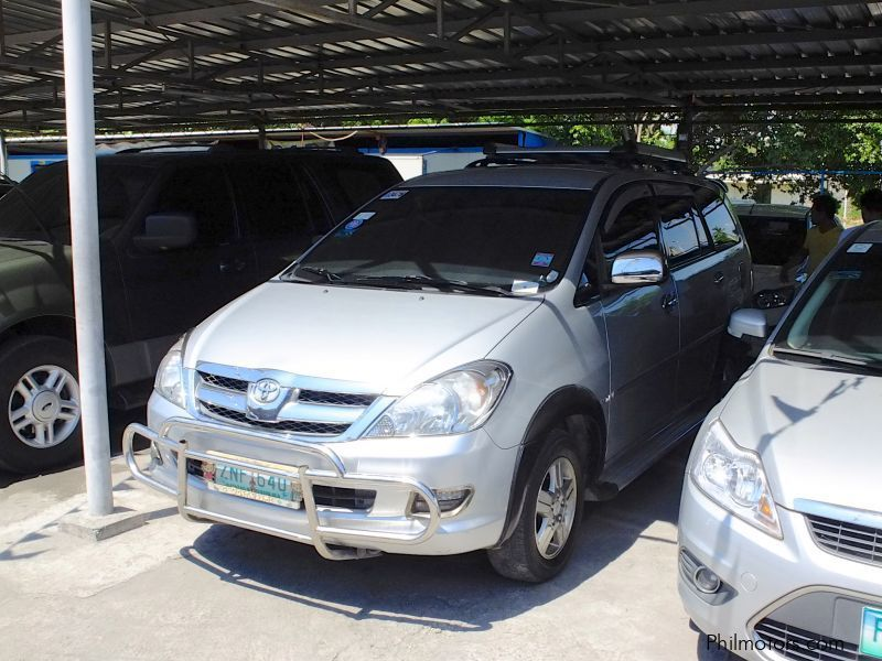 Used Toyota Innova in Philippines