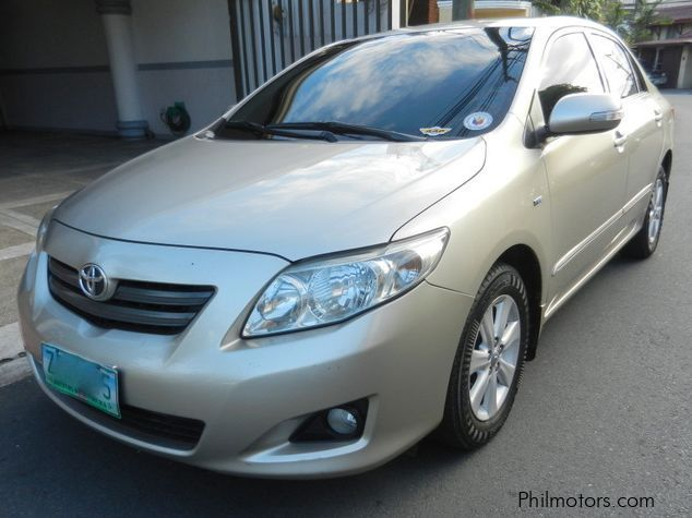Used Toyota Corolla Altis in Philippines