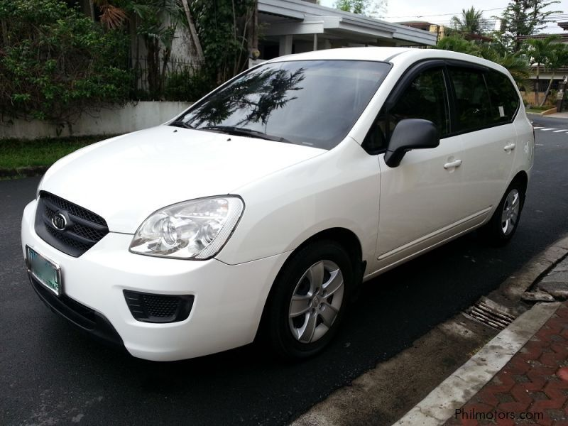 Used Kia Carens in Philippines