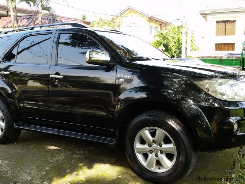 Used Toyota Fortuner for sale in Paranaque City