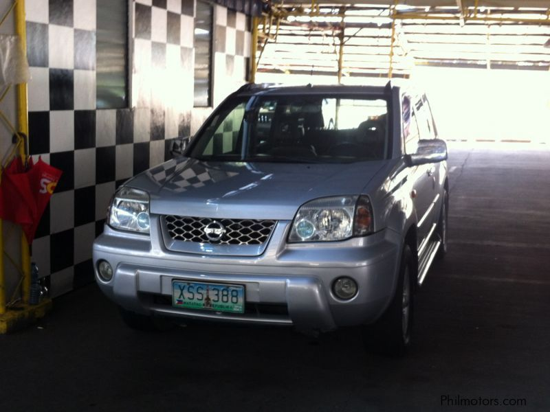 Used Nissan X-trail for sale in Quezon City