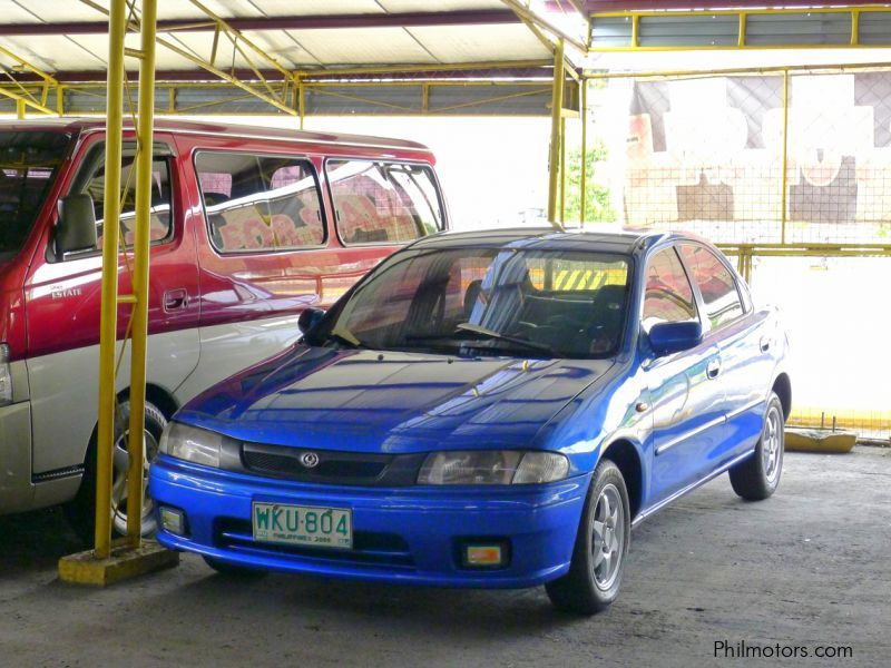 Used Mazda Familia 323 LX for sale in Quezon City