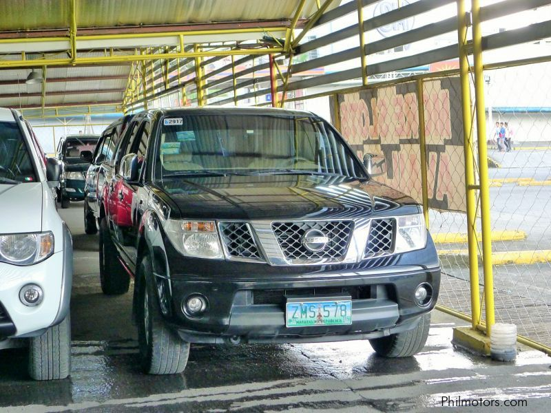 Used Nissan Navarra  for sale in Quezon City