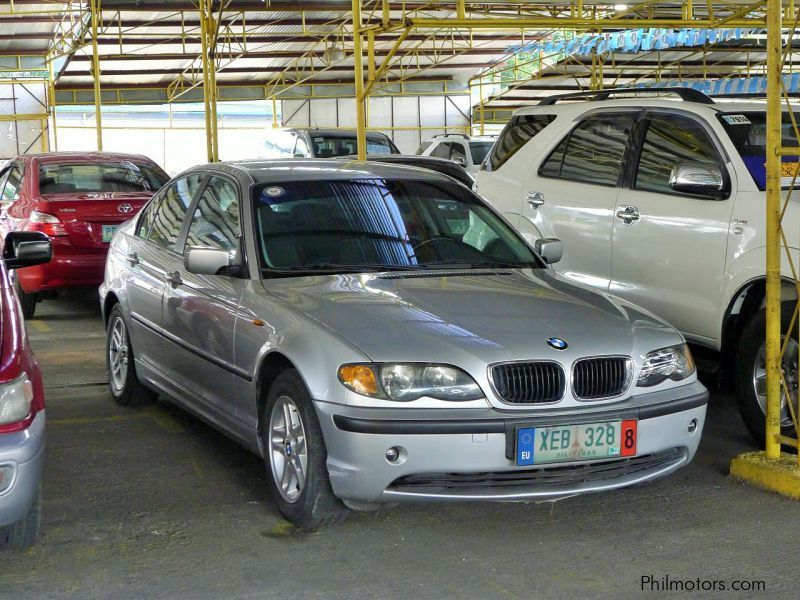 Used BMW 316i for sale in Quezon City
