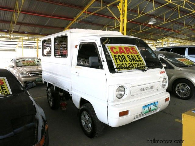 Used Suzuki Multicab for sale in Quezon City